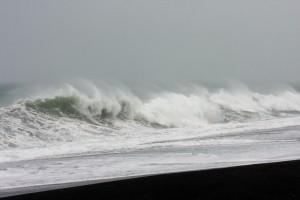 Conditions in Napier were very rough.